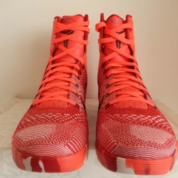 20% off Nike Shoes - New Nike Kobe 9 Elite Christmas [SIZE 9.5 ...