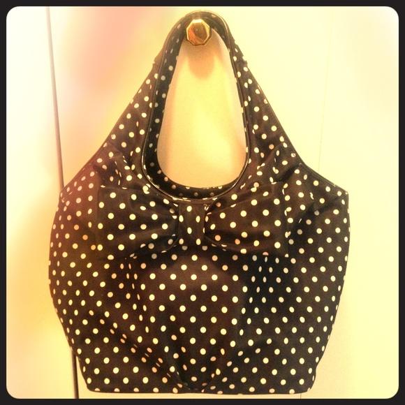 80 off kate spade handbags kate spade polka dot bow purse kate spade polka dot bow purse junglespirit Gallery