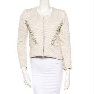 Iro Jackets & Blazers - Iro Cream Jacket