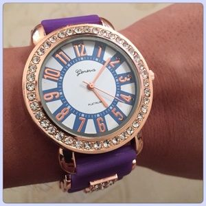 Accessories - Classy Purple Watch
