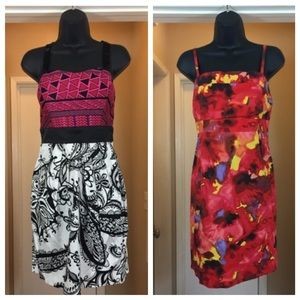 Bundle XOXO & NYCompany dresses