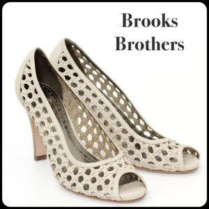 ❤️️Host Pick  Gorgeous Brooks Brothers Heels