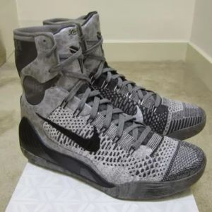 ... New Nike Kobe 9 Elite Wolf Grey [SIZE 9] ...