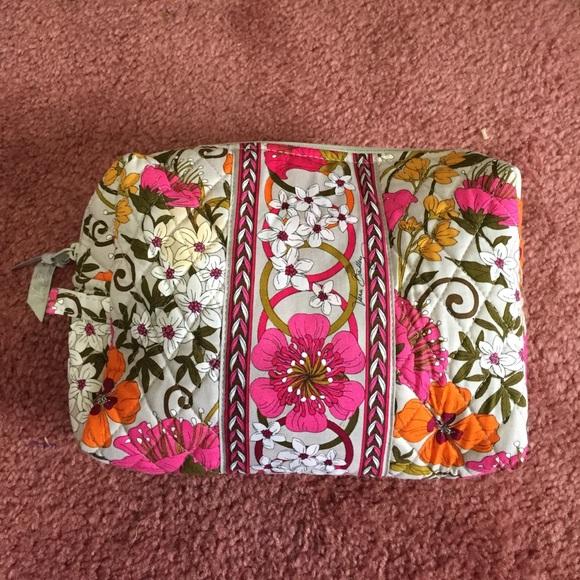 Vera Bradley Bags Vera Bradley Large Cosmetic Bag In Tea