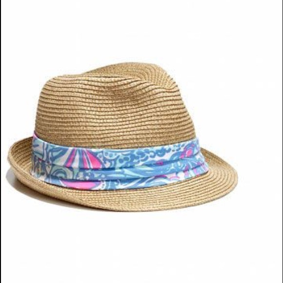 4b08004f99 NWT Lilly Pulitzer for Target Fedora - My Fans
