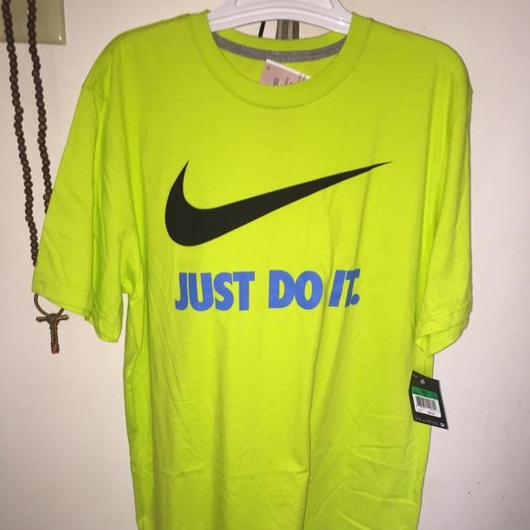 48 Off Nike Shirts Just Do It Tshirt Mens Xl Poshmark
