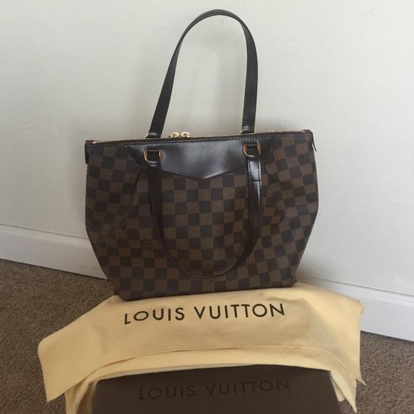 Louis Vuitton Handbags - Louis Vuitton Westminster PM Damier Purse d213bd9b64f0b