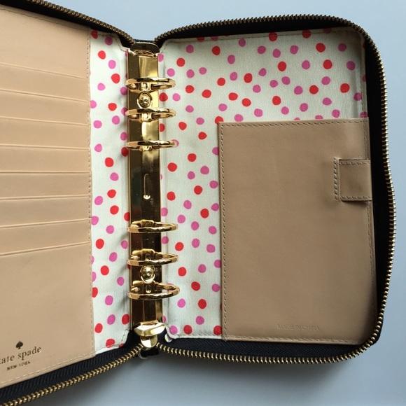 Kate Spade Calendar Planner : Off kate spade accessories wellesley zip