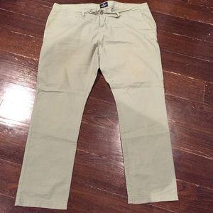 Other - Light green skinny khaki pants