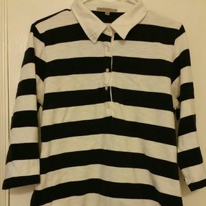 Gap 3/4 Sleeve Rugby Shirt