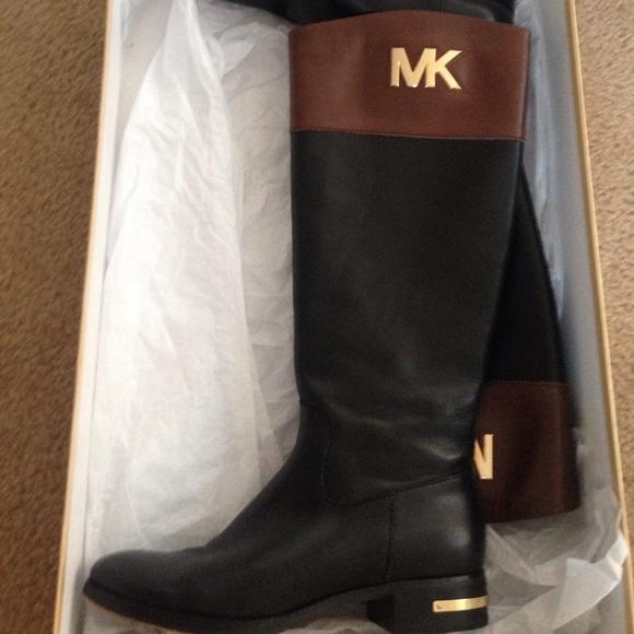 a8776dad1adf Michael Kors Shoes   Hayley Flat Boot   Poshmark