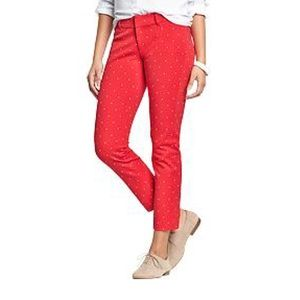 New Old Navy Pixie | Red & White Polka Dot 12