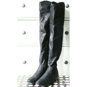 "Rock & Republic | NWOT ""Lasso"" Over-the-Knee Boots"