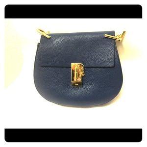 14% off Chloe Handbags - Chole Drew Small Leather Shoulder Bag ...