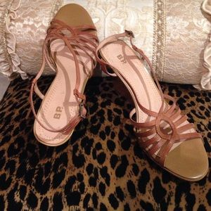 B.P. Size 8 Wedge Shoes