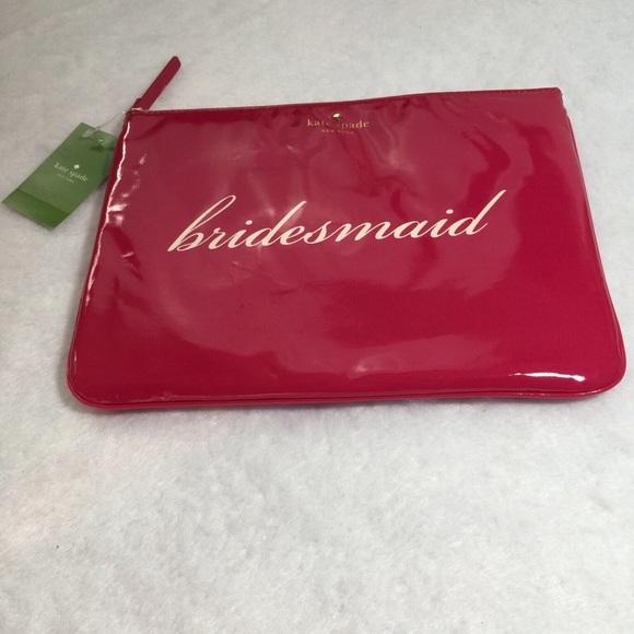 Kate Spade Bags Bridesmaid Gia Poshmark