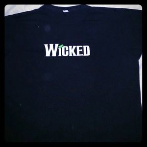 Tops - Wicked the musical t shirt