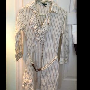 Ralph Lauren Ruffle Dress