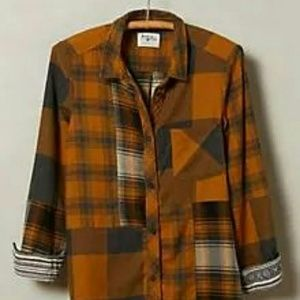 Holding horses  flannel top