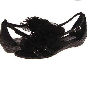 Kelsi Dagger Embellished Sandals