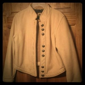 Outerwear - Cheyenne collection suede coat