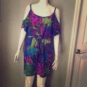 Charlie Jade Multi Print Dress