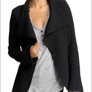 Elizabeth and James Black Jim II Blazer Size 2 NWT