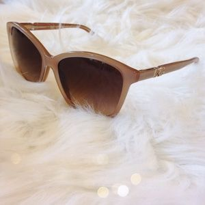 Authentic Dolce & Gabbana Taupe Sunnies