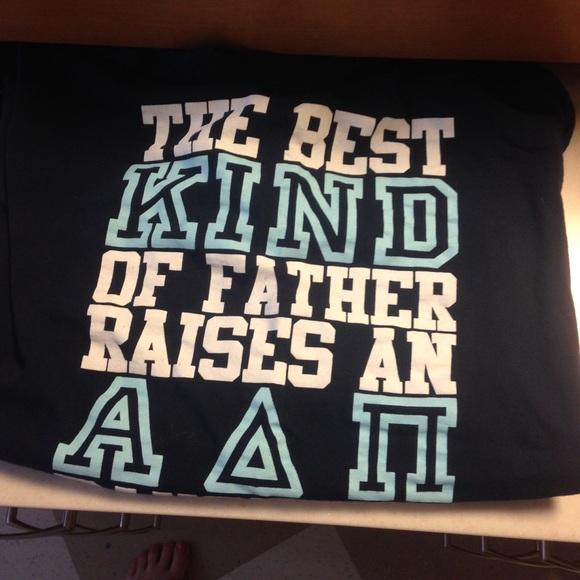 ADPi Father Shirt 2XL
