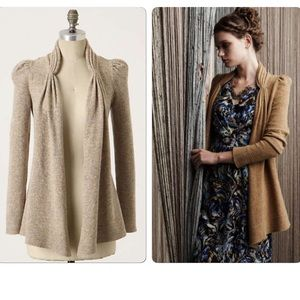 Anthropologie Lady's Choice Cardigan