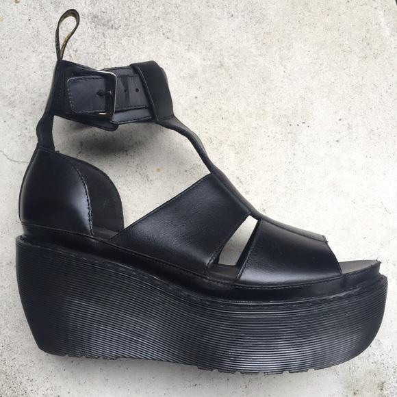 896e0df3b0e3 Dr. Martens Shoes - Dr. Martens - Bessie Platform Sandals