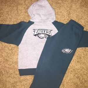 NFL Kids Other - NFL kids Philadelphia Eagles sweat suit