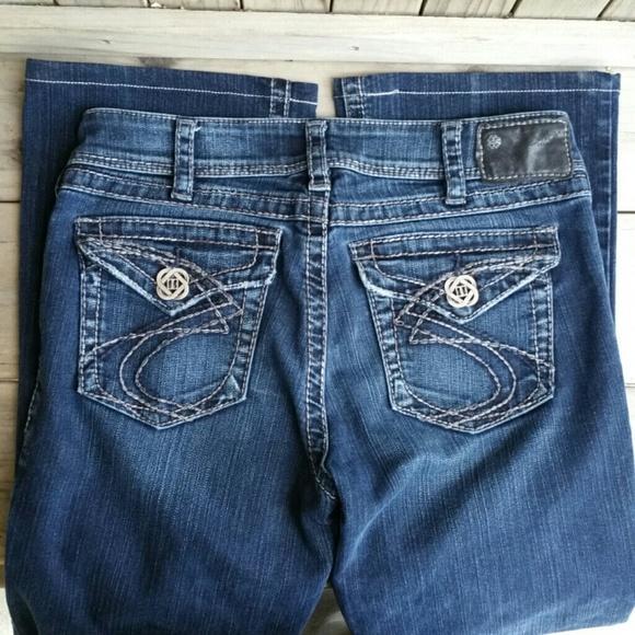 44% off Silver Jeans Denim - Silver&quotSuki&quot Surplus Black Label