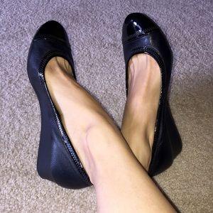 c2f613d32d44 Cole Haan Shoes - Cole Haan Elsie cap toe wedges