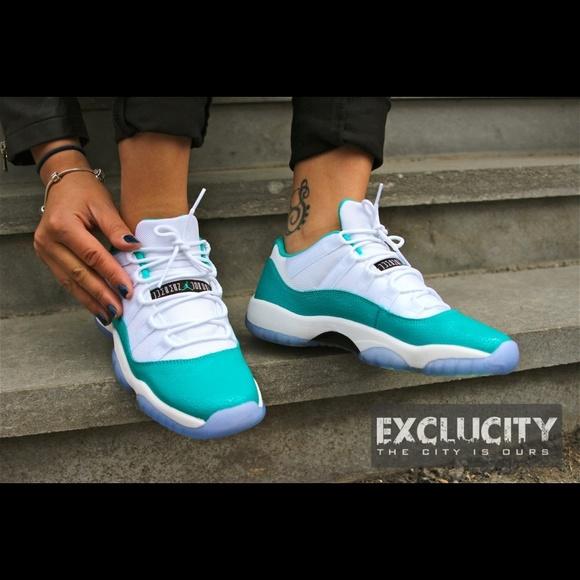 3e0e482ab62 Jordan Shoes   Aqua 11 Retro   Poshmark