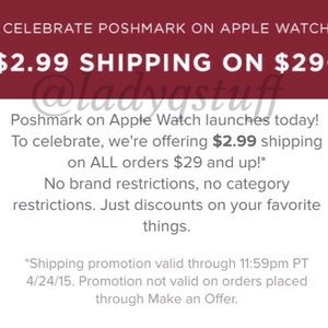 $2.99 SHIPPING ON ORDERS $29 AND OVER
