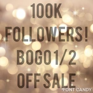 Other - 100K Followers Sale!