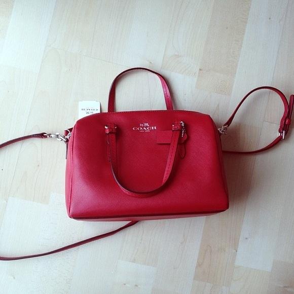 45% off Coach Handbags - Pey Ben Mini Satchel from Oxy's closet on ...