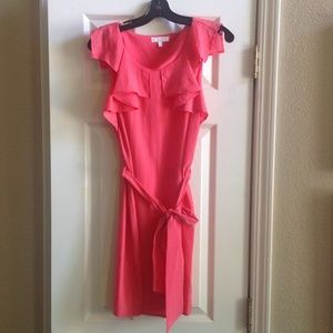 Dresses & Skirts - Cute Coral Dress