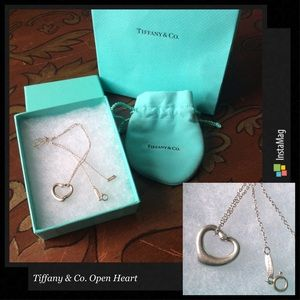 Tiffany & Co. Jewelry - 💍Tiffany & Co Sterling Silver Necklace💍