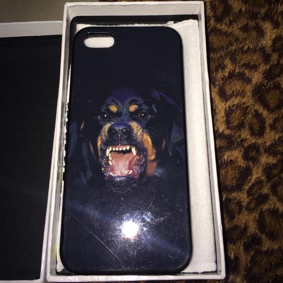 big sale af22d 05d78 Givenchy iphone 5/5s phone or iPod case