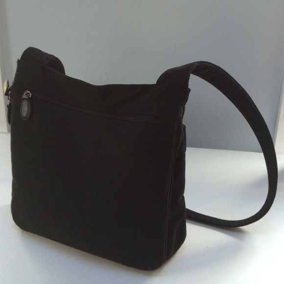 HOBO - Hobo International Black Fabric Crossbody Bag. from ...