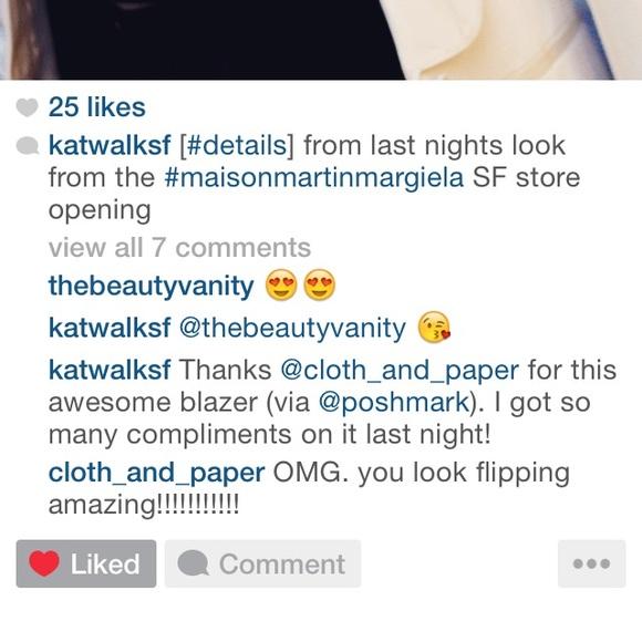 J. Crew Jackets & Coats - SLG Love on Instagram.