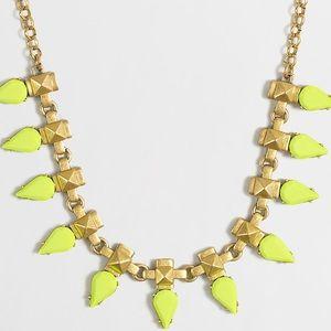 Last One✅J. Crew Crystal Teardrop Necklace