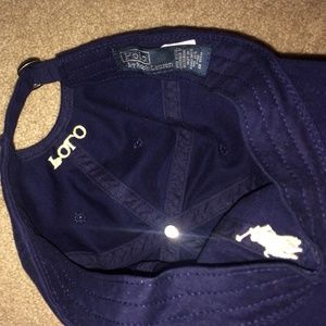 58f2767096b2f Polo by Ralph Lauren Accessories - Unworn Navy Polo Hat