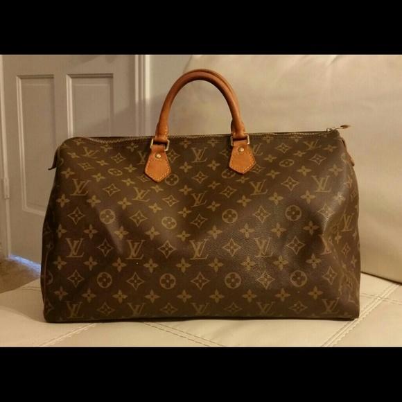 53 Off Louis Vuitton Handbags Sold Authentic Louis