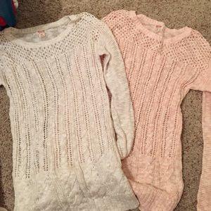 Target sweater bundle 