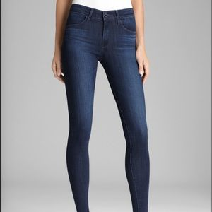 *AG* Farrah High Rise Super Skinny