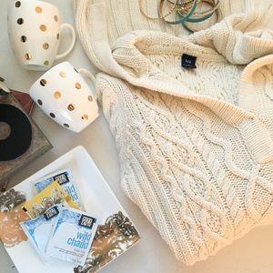 GAP Sweaters - | Cozy Cream Sweater |