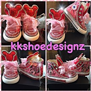 Converse Minnie Mouse